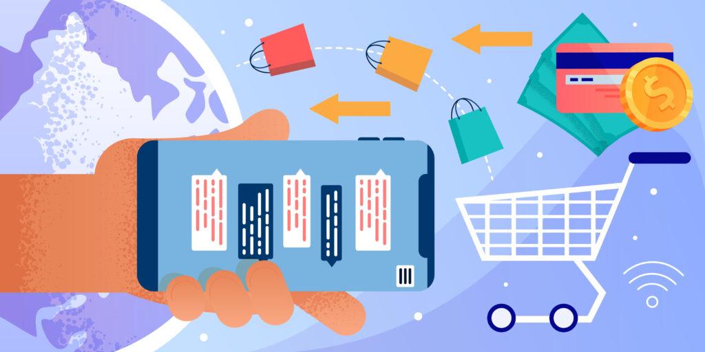Ecommerce sales driven by conversational AI chatbots