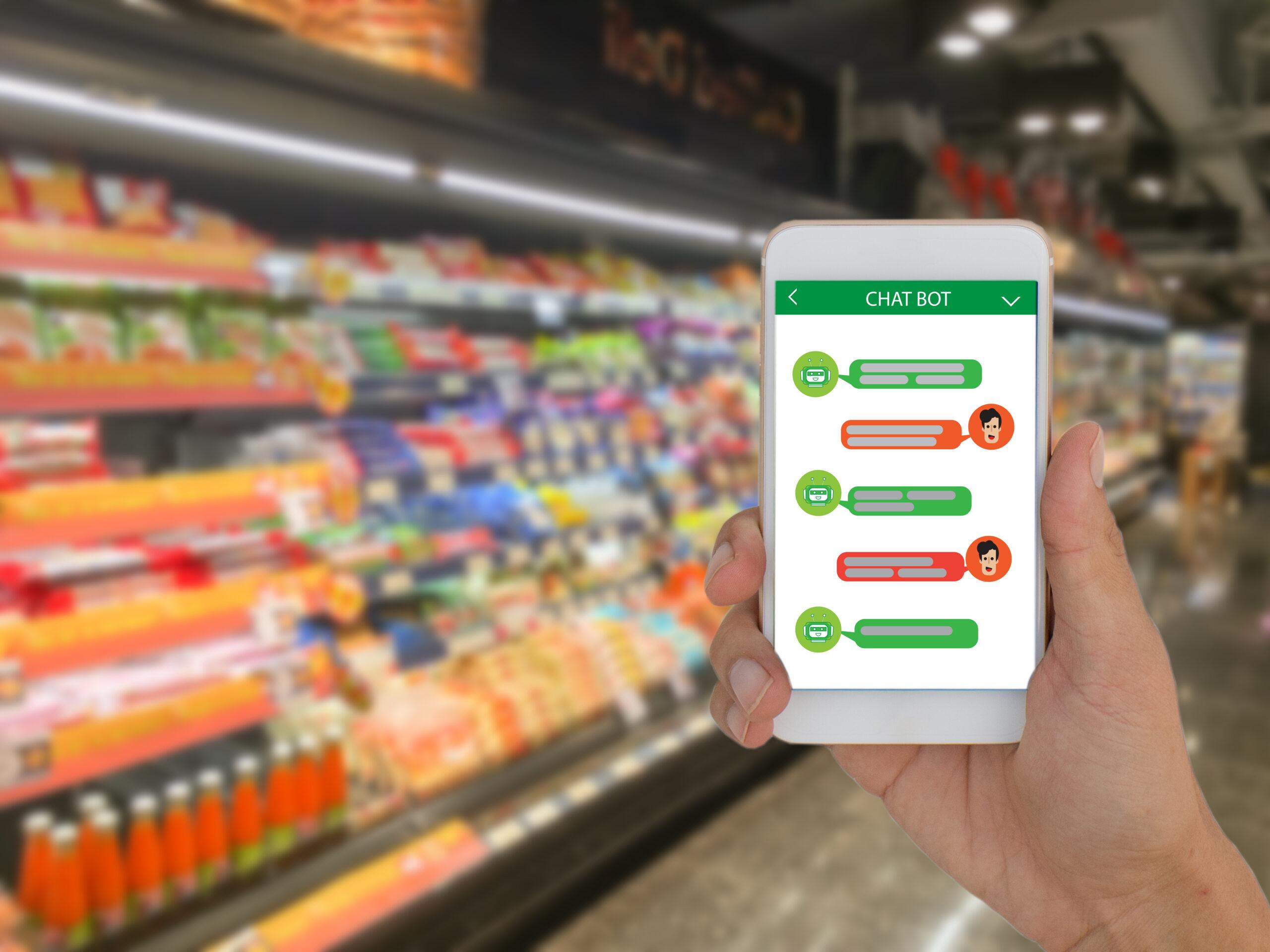 Conversational AI Retail Chatbot