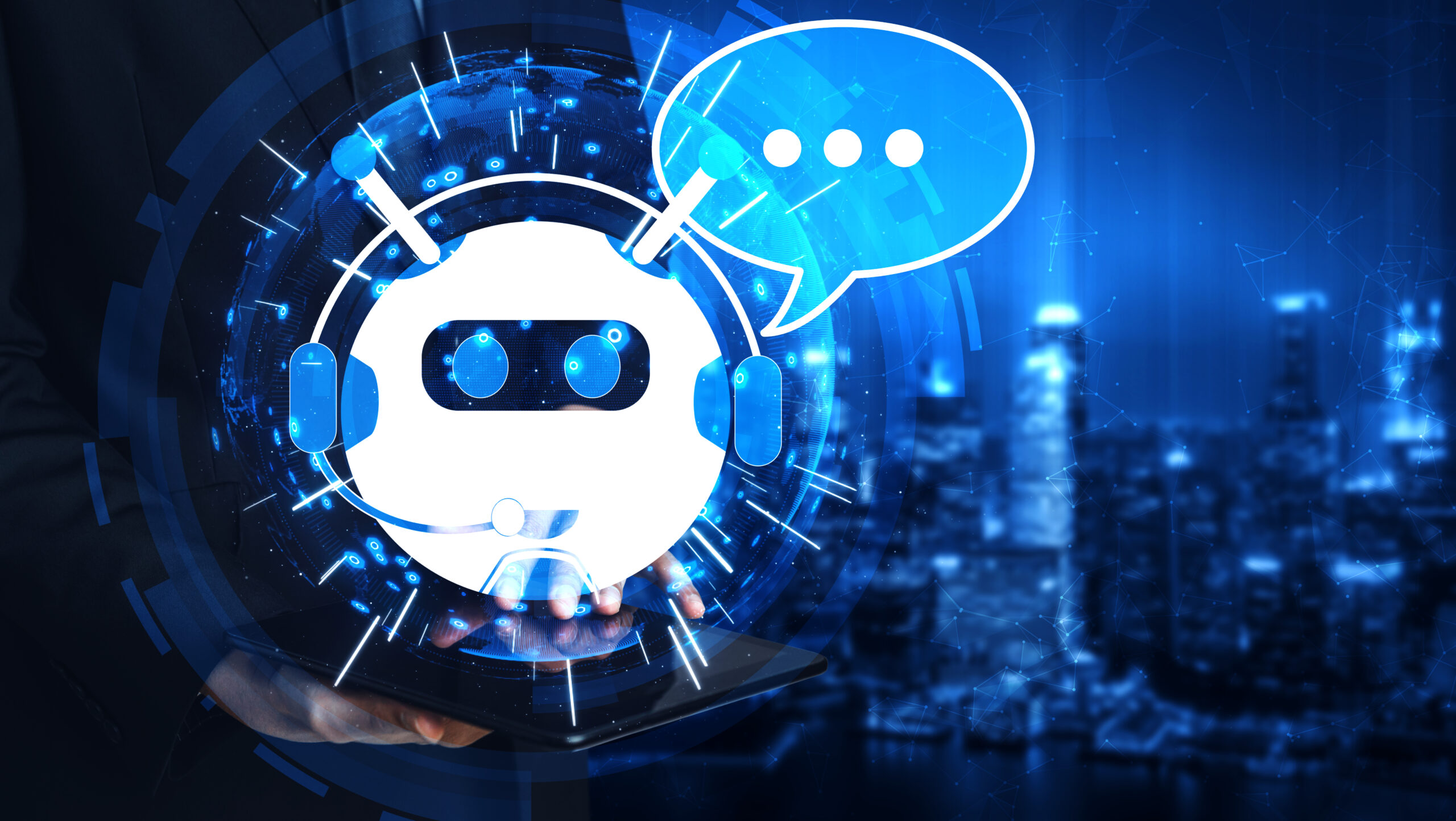 AI Chatbots Can Transform The Telecom Industry Home