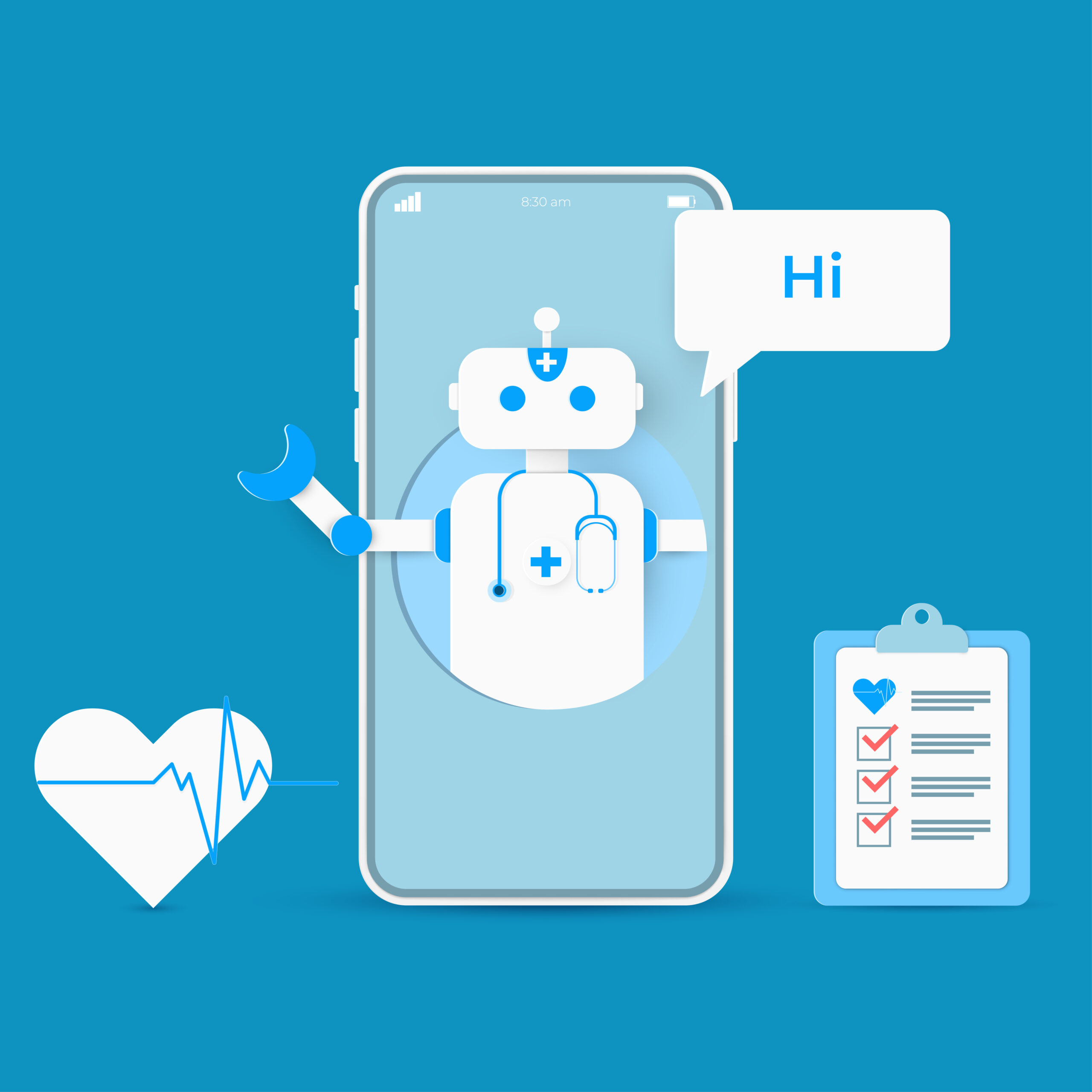 Skil.AI's Chatbots Solutions For Healthcare
