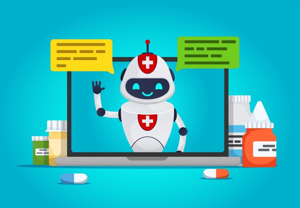 AI Chatbots For Healthcare Transform The Patient Journey.
