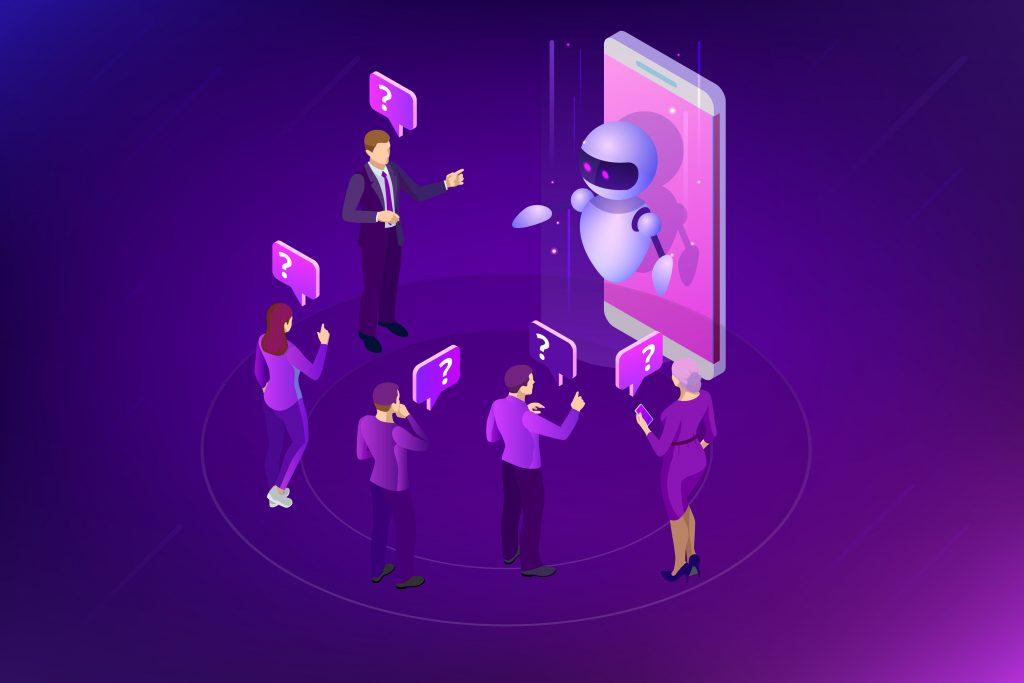 Chatbots Help Telecom Companies Improve Customer Retention