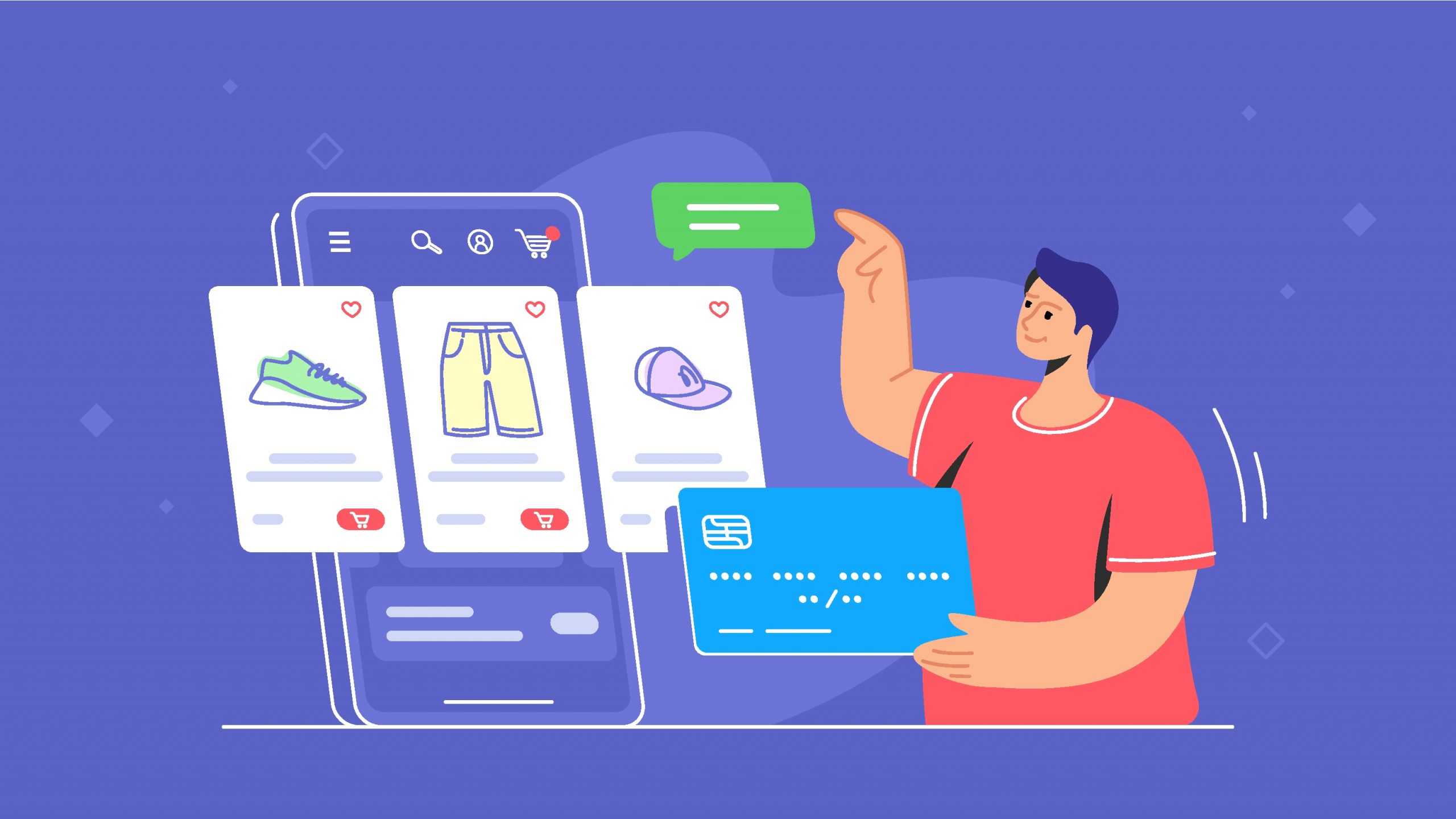 Use Cases Of AI Chatbots For Ecommerce.