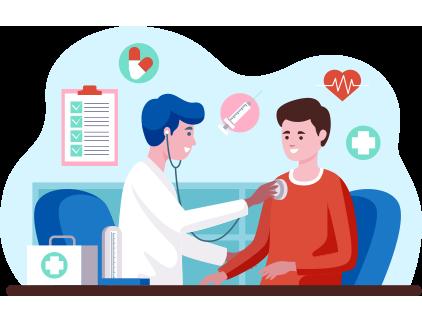 Medical AI chatbot - Skil.ai