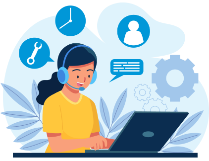 Customer service chatbot - Skil.ai